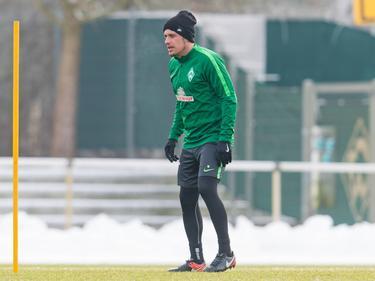 Zlatko Junuzović ist bei Werder Bremen wieder zurück im Training