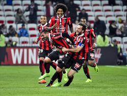 Nizza gehört zu den großen Überraschungen in der französischen Ligue 1