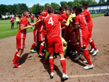 Trotz Niederlage stehen die Bayern-Junioren im U17-Finale