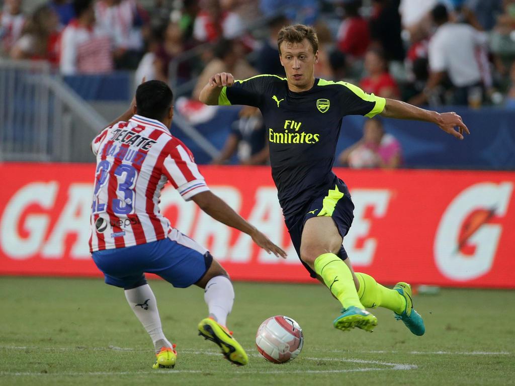 Krystian Bielik (FC Arsenal)