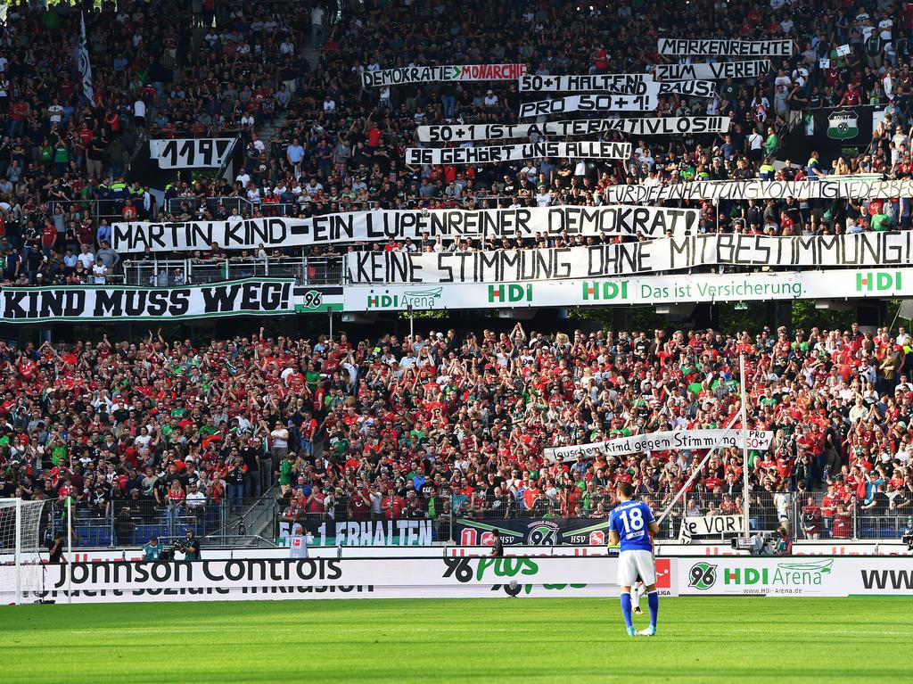 Sieg gegen Schalke - Hannovers perfekter Start
