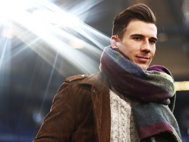 Leon Goretzka hat einen lukrativen Vertrag auf Schalke