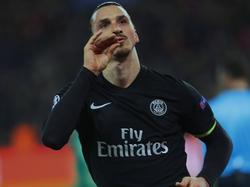 Zlatan Ibrahimović sieht seine Zeit in Paris positiv