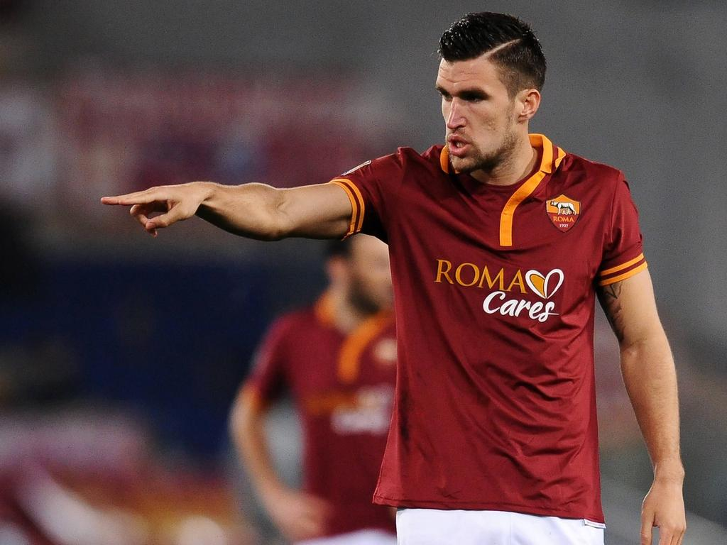 Serie A News Roma sweat on Strootman after knee knock