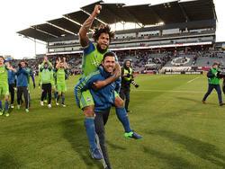 Die Seattle Sounders stehen im MLS-Finale