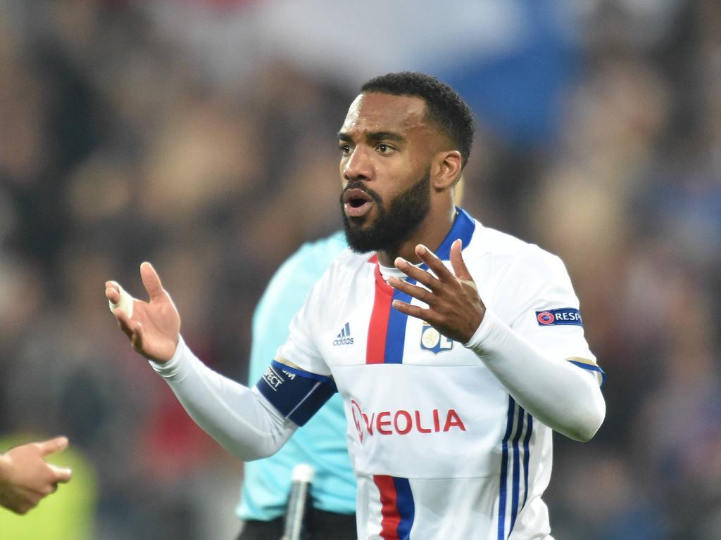 Alexandre Lacazette (Olympique Lyon)