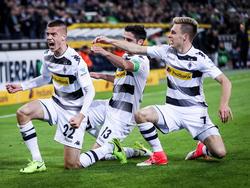 Auf László Bénes (l.) ruhen viele Hoffnungen bei Borussia Mönchengladbach