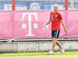Arjen Robben plagt sich mit Wadenproblemen herum