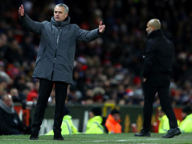 Nach der 1:2-Pleite gegen Manchester City war es offenbar zu Tumulten rund um José Mourinho gekommen