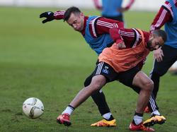 Ivica Olić darf auf seinen ersten Einsatz im Jahr 2016 hoffen