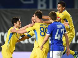 Erst jubelte Rostov gegen Dinamo, dann musste man zur Kontrolle