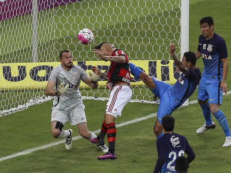 El Corinthians suma en la cima 40 puntos. (Foto: Imago)
