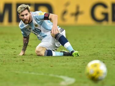 Wegen seiner Länderspielsperre soll Messi vor der FIFA-Disziplinarkommission erscheinen