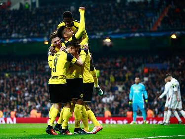Dortmund kämpfte sich nach 0:2-Rückstand zurück und holte den Gruppensieg