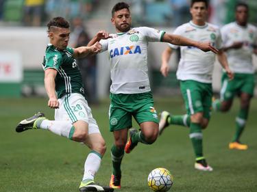 """El Palmeiras se muestra solidario con un gesto """"de solidaridad y grandeza"""". (Foto: Getty)"""