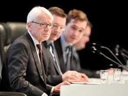 Reinhard Rauball kündigte Gespräche mit BVB-Trainer Thomas Tuchel an