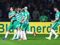 Der SV Werder Bremen hat aktuell einen furiosen Lauf