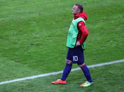 Wayne Rooney denkt über einen Abschied aus Manchester nach
