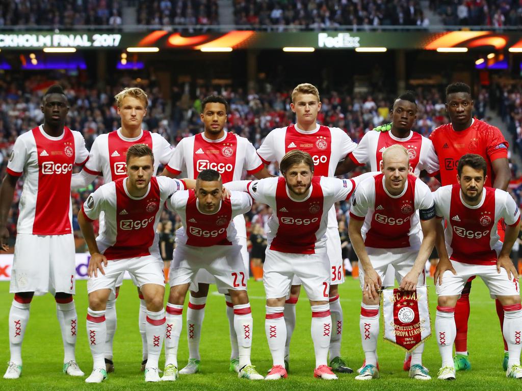 Ajax Amsterdam (Heimtrikot)