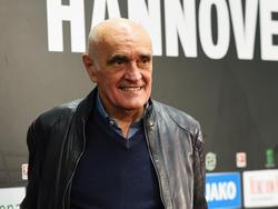 Martin Kind ist der Präsident von Hannover 96