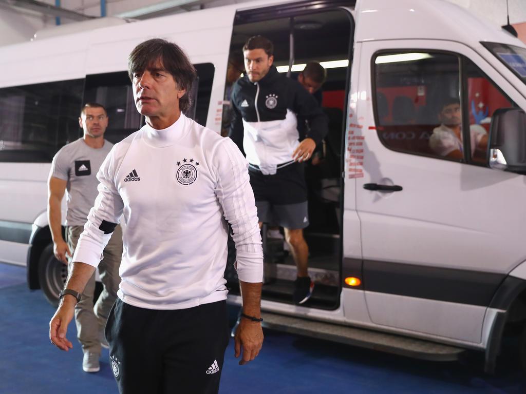 Joachim Löw kündigt vor dem Halbfinale gegen Mexiko Veränderungen an