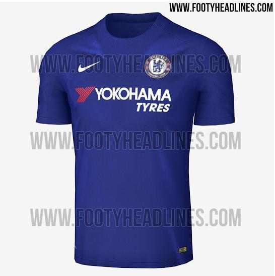 FC Chelsea (Heimtrikot)