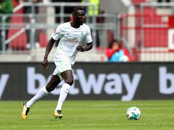 Laminé Sané könnte gegen Freiburg wieder für Bremen auflaufen
