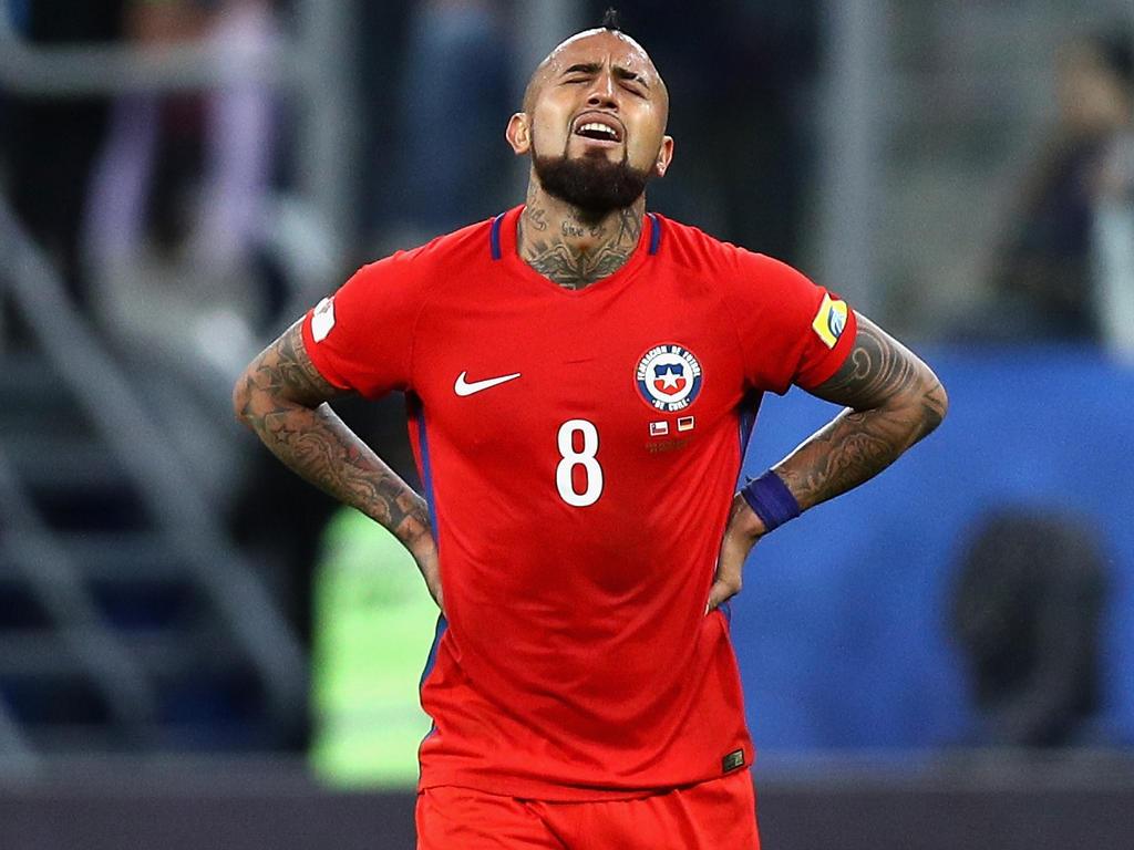 Suff im Flieger: Ex-Chile-Coach attackiert Vidal