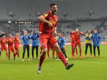Marco Terrazzino und der VfL wollen auch gegen Bayern für Furore sorgen