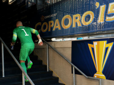 Imagen de la pasada Copa Oro de 2015. (Foto: Getty)