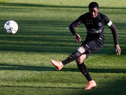 Mamadou Doucouré spielt jetzt für Borussia Mönchengladbach
