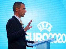 Aleksander Ceferin will mindestens 16 europäische Startplätze bei der Weltmeisterschaft