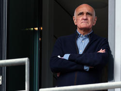 Martin Kind, Präsident von Hannover 96, hat Angst vor dem Mittelmaß