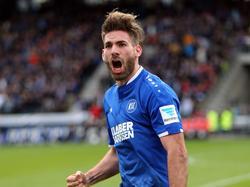 Enrico Valentini wurde vom 1. FC Nürnberg für die neue Saison verpflichtet