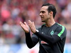Alexander Nouri macht sich keine Sorgen um seien Zukunft bei Werder
