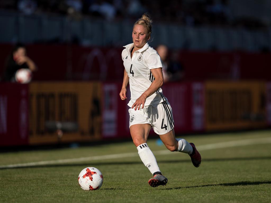 ABWEHR: Leonie Maier | 24 Jahre alt (FC Bayern München)