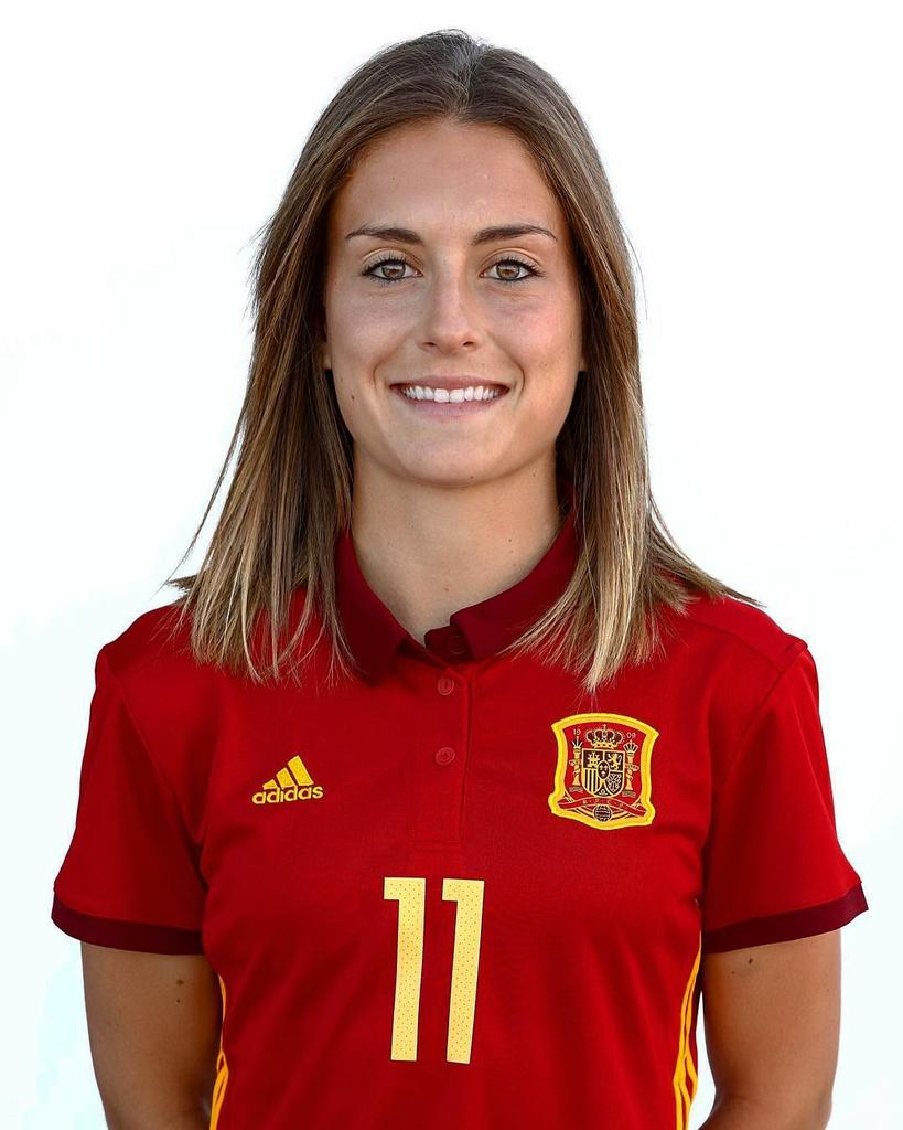 Alexia Putellas - Spanien