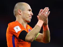Arjen Robben hat seine Karriere in der Elftal beendet