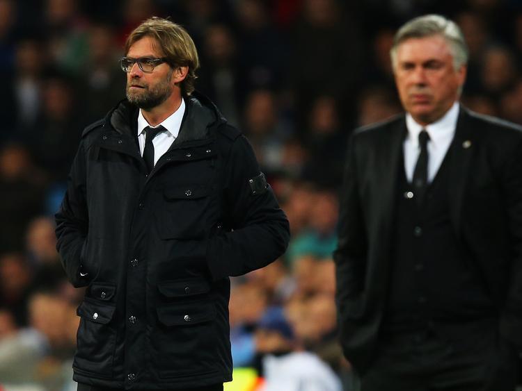 Reals Fans würden gern Jürgen Klopp (l.) als neuen Trainer begrüßen
