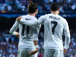 Die Real-Stars Bale und Ronaldo ticken unterschiedlich