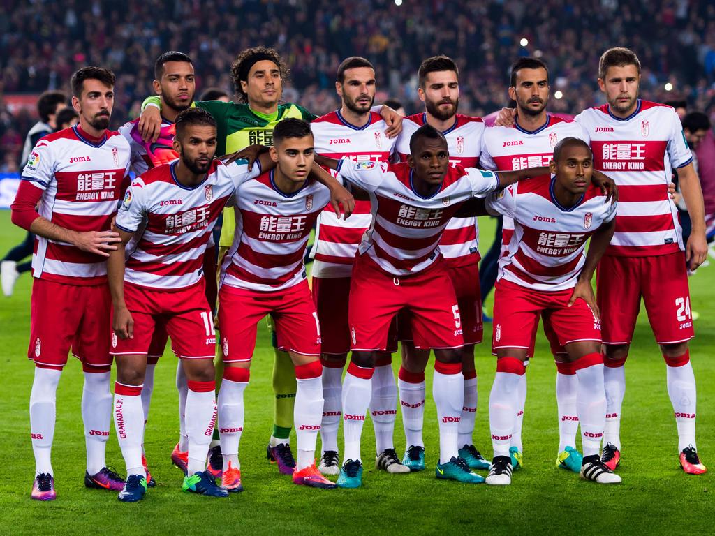 El Granada quiere continuar un año más en la Liga Santander. (Foto: Getty)