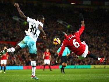 El United no pudo con el West Ham en la última jornada de la Premier (1-1). (Foto: Getty)