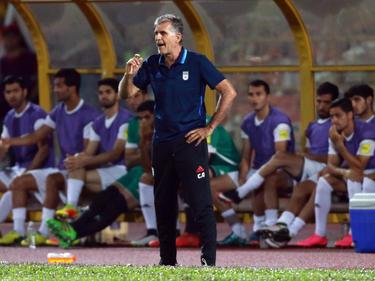 Carlos Queiroz soll nach wie vor Teamchef des Iran sein