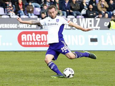 Marc Heider und der VfL Osnabrück blicken nach dem Sieg weiter nach oben