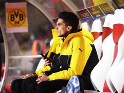Marc Bartra sprach in der Kabine zur BVB-Mannschaft