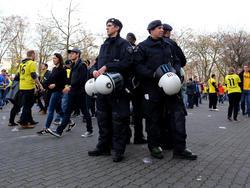 Nach dem Sieg des BVB gegen Bremen kam es zu heftigen Krawallen