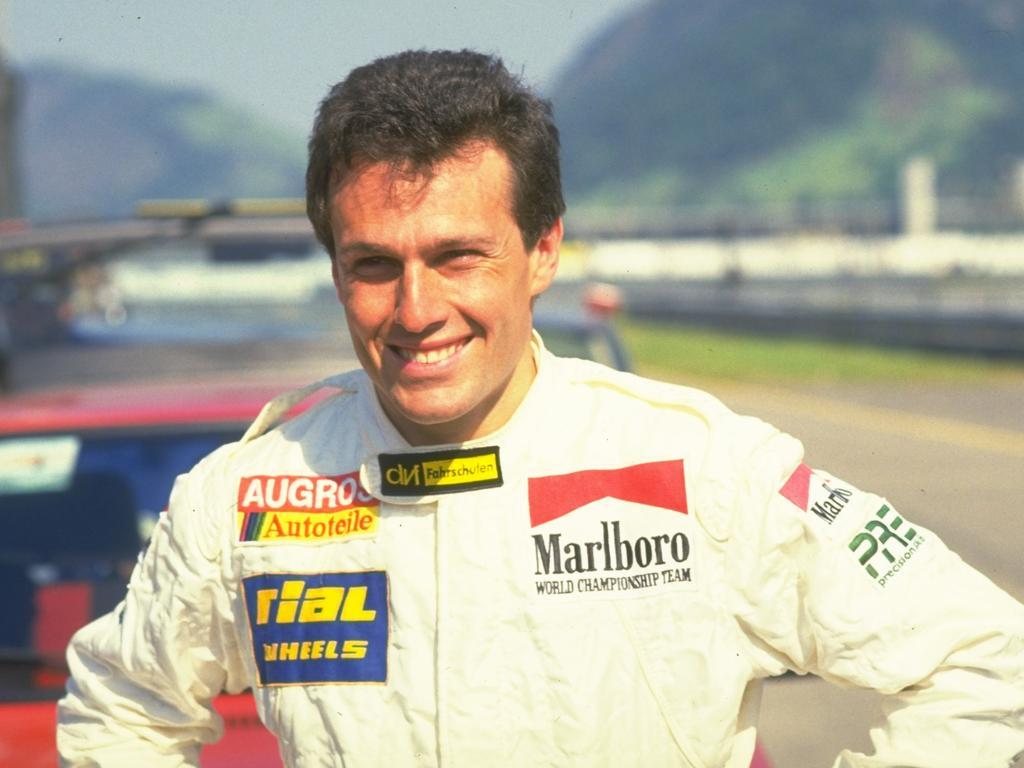 Andrea de Cesaris - 208 Starts