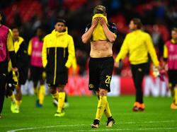 Borussia Dortmund kassierte eine bittere Pleite