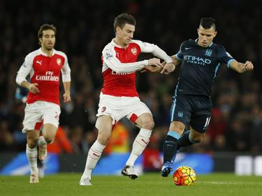 El Arsenal lleva cinco encuentros contra el City sin perder. (Foto: Getty)