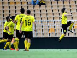 Botev Plovdiv weiterhin auf Siegerkurs